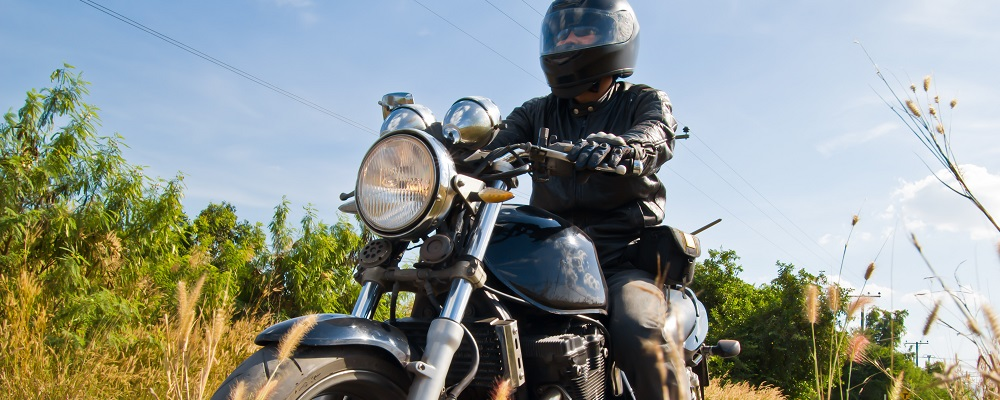 Motorcykelforsikring med ansvar og kasko   IDA Forsikring