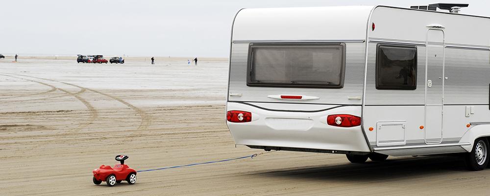 forsikring campingvogn